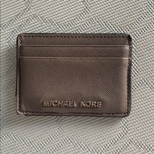 Authentic Michael Kors cardholder